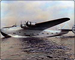 Model 314 Clipper - Flying Boat